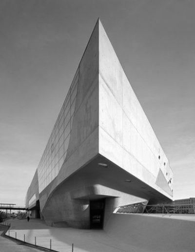 Laurent Debraux expose au Musée Phaeno