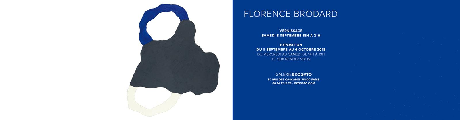 Florence Brodard Vernissage V