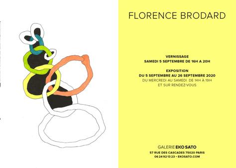 Florence Brodard 5 – 26 Septembre 2020