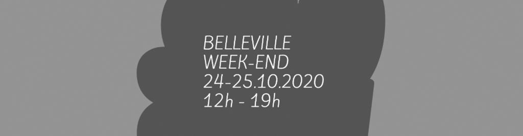 Belleville WeekEnd Oct 2020