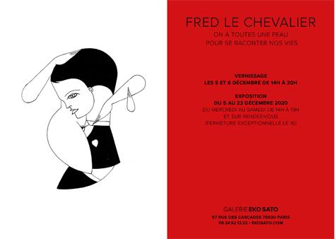 Fred Le Chevalier  5-23 décembre 2020
