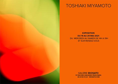 Toshiaki Miyamoto, 19 – 29 mai 2021